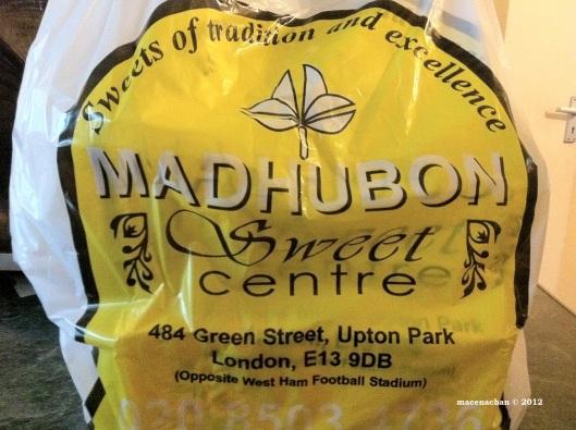 © 2012 Madhubon Mishti Bag