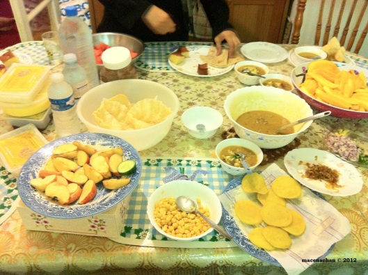 © 2012 The Feast