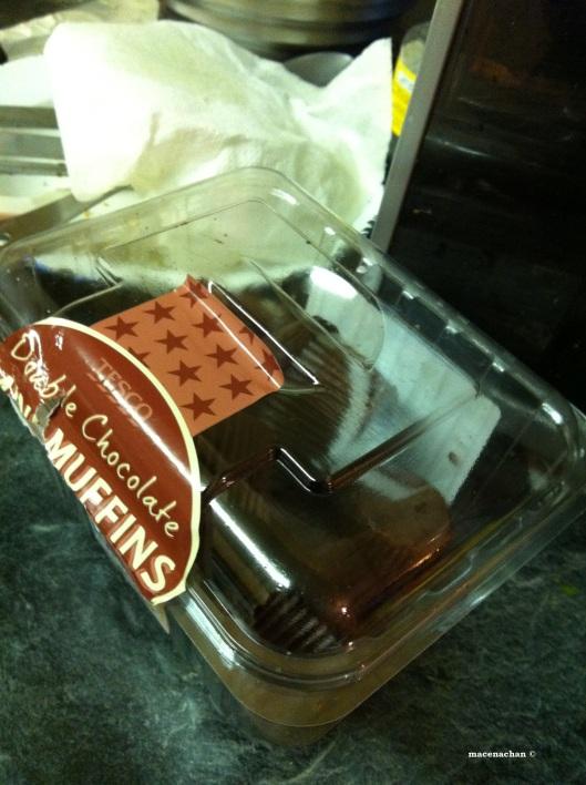 Dessert - Muffins!