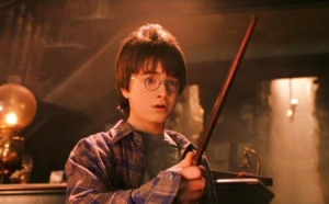 Harry Potter and the Philosophers Stone - wand scene