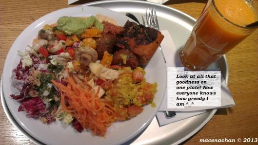 © 2013 tibits - My food 2