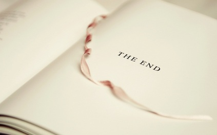 The End (Source: http://thecultureenthusiast.blogspot.co.uk/2012/10/the-end-has-no-end.html)