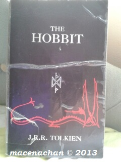 © 2013 The Hobbit - cover 2
