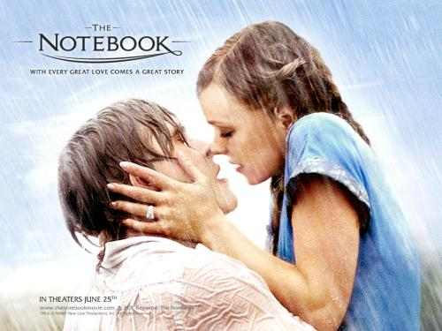 The Notebook - film cover (Source: http://www.aboutmyarea.co.uk/West-Yorkshire/Leeds/LS8/Entertainment/Book-Reviews/183475-The-Notebook-by-Nicholas-Sparks)