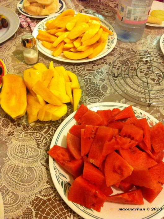2013 © Day 22 Summer fruit