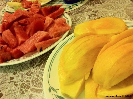 The big boss fruits