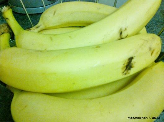 © 2013 Day 4 Bananas