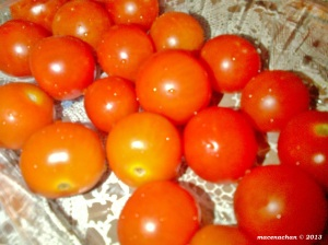 © 2013 Day 5-Cherry Tomatoes