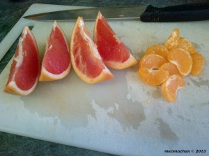 © 2013 Day 7-Fruit Juice prep