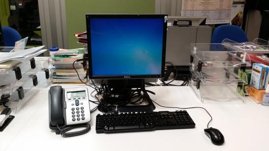 Day 5 - My Desk