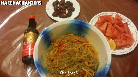 Day 2 Iftar RD 2015