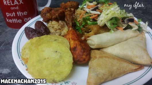 RD 2015 Day 4 my iftar