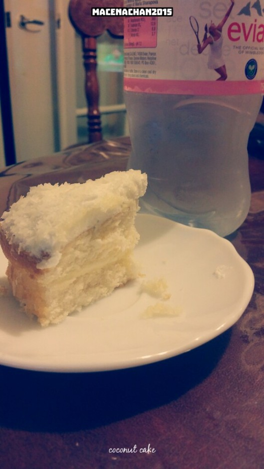 RD 2015 Day 9 coconut cake
