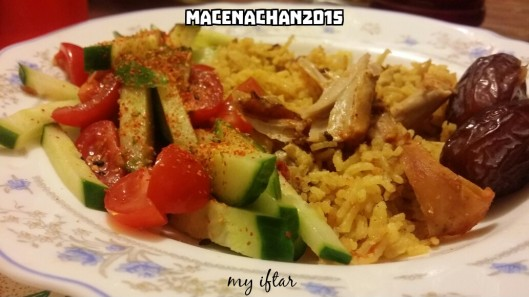 RD 2015 Day 14 my iftar