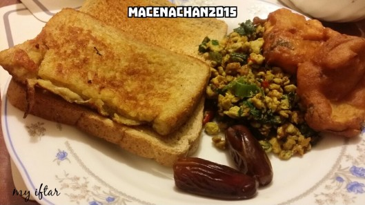 My iftar