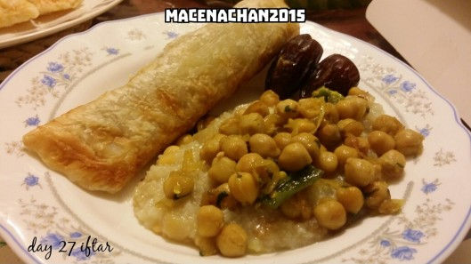 RD 2015 Day 27 iftar