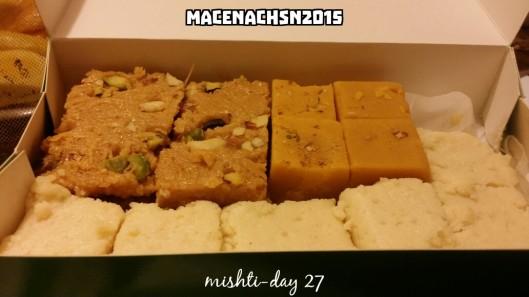 RD 2015 Day 27 mishti