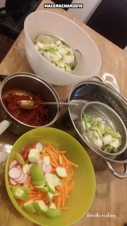 Kimchi making  [35066]