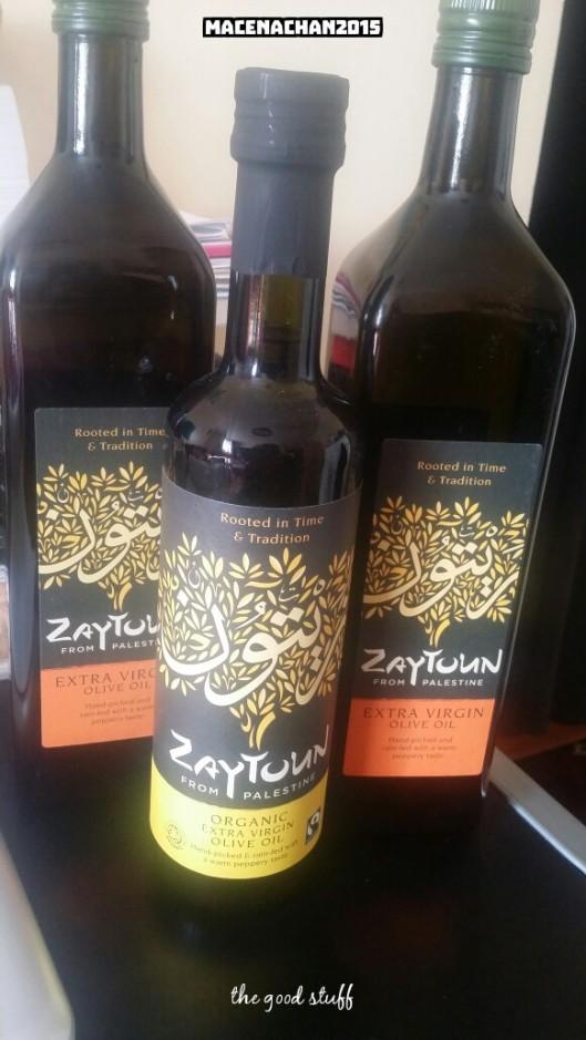 Zaytoun oil