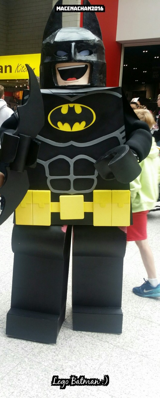 Comic Con Lego Batman