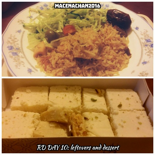 RD DAY 10 iftar