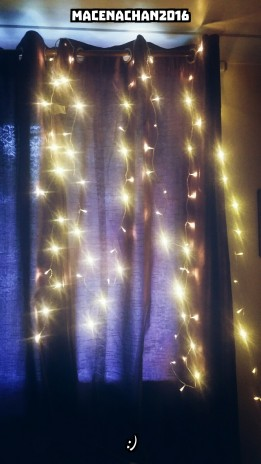 RD DAY 13 fairy lights