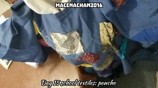 RD DAY 15 poncho