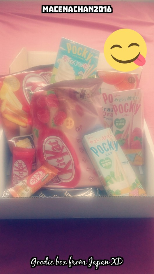 RD DAY 4 kitkat and pocky feast