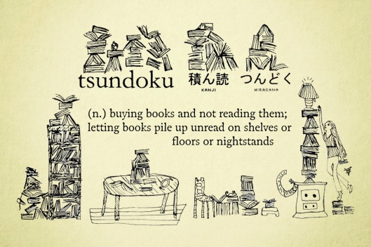tsundoku Day 5